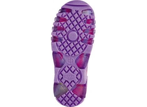 Детские резиновые сапоги - DEMAR STORMIC LUX PRINT-c 0028, Сердечки маленькие