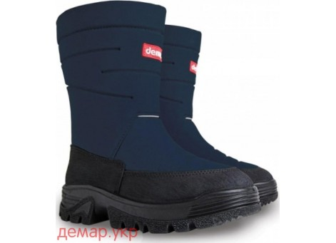 Детские дутики, сноубутсы - Demar SWEN 1600-B, синие