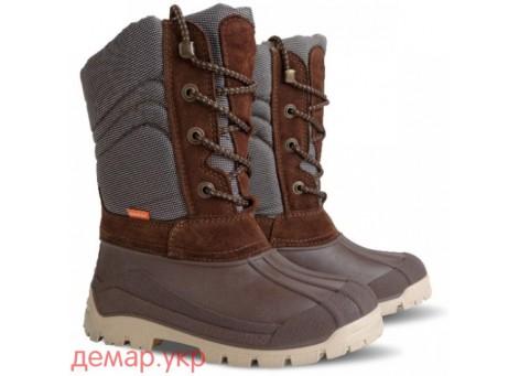 Детские дутики, сноубутсы - DEMAR VOYAGER - M a 1303, коричневые