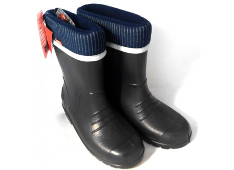 Резиновые сапоги - DEMAR DINO 0310i, черные