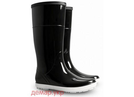 Резиновые сапоги - DEMAR HAWAI LADY 0075-B, черные