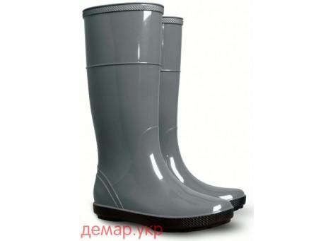 Резиновые сапоги - DEMAR HAWAI LADY 0075-D, серые