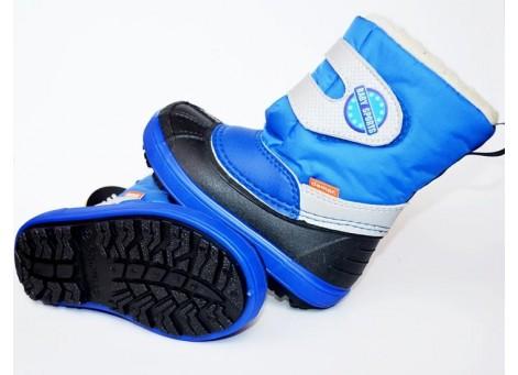 Детские дутики, сноубутсы - DEMAR BABY SPORTS 1506-B, синие