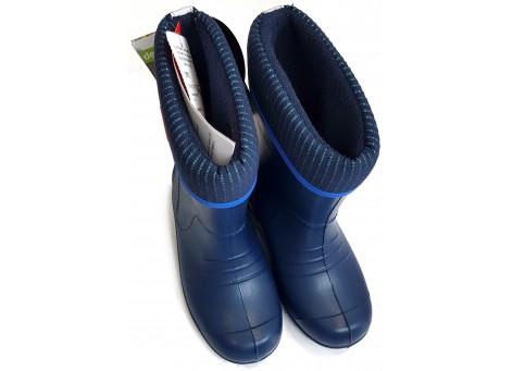 Резиновые сапоги - DEMAR DINO 0310-d1, синие