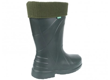 Резиновые сапоги - DEMAR LUNA B-0220, зеленые