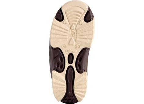 Детские дутики, сноубутсы - Demar LITTLE LAMB 4015-B, коричневые