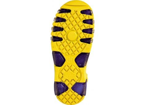 Детские резиновые сапоги - DEMAR STORMIC LUX PRINT j 0023, Джинсы